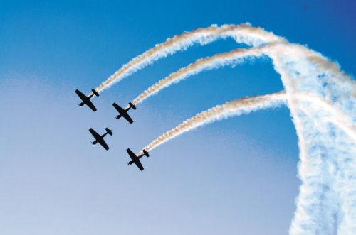 首届中国通用航空飞行大会在阿克苏开幕